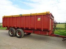 Used Triffitt 14 ton