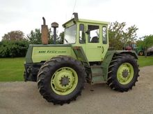 MB Trac 1500 Tractor
