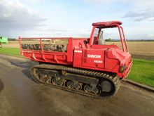 Yanmar CR50 Tracked Dumper
