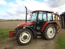 Used Holland L95 4WD