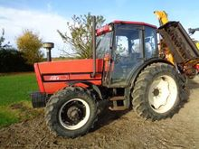Zetor 8540 4WD Tractor