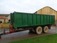 14 Tonne Tipping Trailer