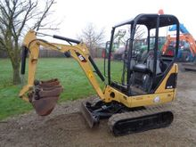 Cat 301.4C 1.5 Tonne Excavator