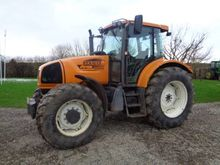 Renault Ares 696RZ Tractor
