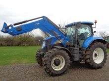 New Holland T6080 C/w Quicke Q7