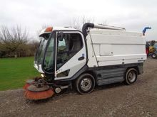 Johnston CX400 Suction Sweeper