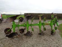 Dowdeswell Dp8B 4 Furrow Revers