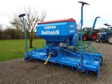 Unused Lemken 4m Solitaire Comb