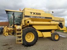 New Holland TX66 Combine