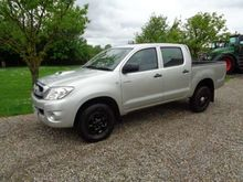 Toyota Hilux DL2 Double Cab Pic