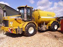 2104 Terragator C/w 2250 Gallon