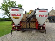 Stocks-Ag Fan Jet Twin Slug Pel