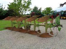Dowdeswell DP100S 5F Plough
