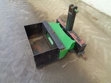 Front Linkage Weight Box C/w JD