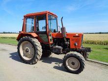 Belarus 82B Dual Steer 4WD Trac