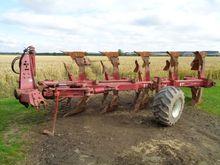 Naud 5F Auto-Reset Plough