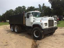 1980 Mack Rmodel Water Truck
