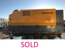 Atlas Copco  XAVS 307