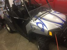 2009 Polaris Ranger XP800 RZR