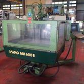 Used MAHO MH 600 E C