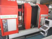 MATEC 30 HV Vertical machining
