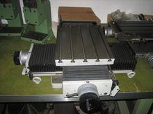 HAUSER 350 x 260 mm Cross table
