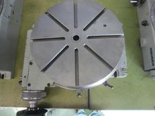 HAUSER 300 Rotary table mecanic