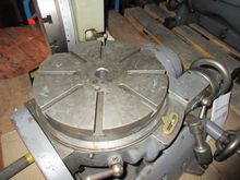 HAUSER Rotary table tiltable
