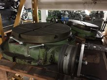 WALTER 480 Rotary table