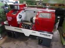 SCHAUBLIN 180 CCN R-T CNC turni