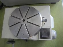HAUSER 220 Rotary table optic