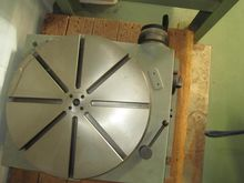 HAUSER 400 Rotary table mecanic