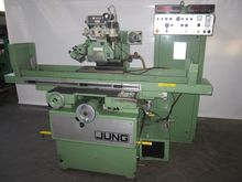 JUNG JF 520 DS Surface grinding