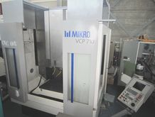Used MIKRON VCP 710