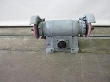Doubledisc grinder