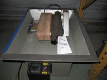 Used Belt grinder in