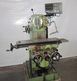 SCHAUBLIN 52 Universal milling