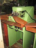 HAUSER 438 Pivot burnishing mac