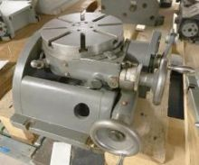 Used Rotary Table Tiltable for sale  Hauser equipment & more