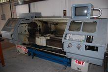 URSUS 250 PLUS CNC turning lath