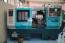 FEELER FC 280 CNC turning lathe