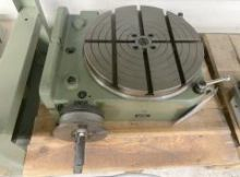 WALTER RTW 400 TGA Rotary table