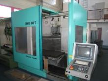 DMG DMU 80 T Vertical machining