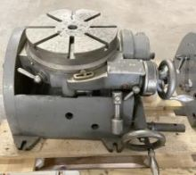 HAUSER Rotary table tiltable #1