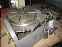 HAUSER  Rotary table tiltable #