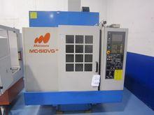 MATSUURA MC 510 VGM Vertical ma