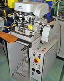 HAUSER  Pivot burnishing machin