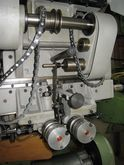 HAUSER Pivot burnishing machine