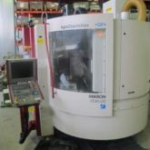 MIKRON HSM 400 CNC-High speed m