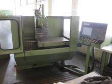 MIKRON WF 31 D CNC milling mach